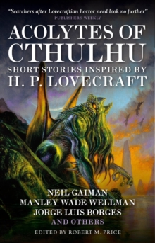Acolytes of Cthulhu, Paperback Book