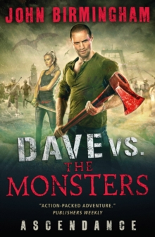 Dave vs. the Monsters: Ascendance (David Hooper) : 3, Paperback