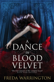 A Dance in Blood Velvet, Paperback