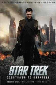 Star Trek - Countdown to Darkness Movie Prequel (Movie Tie-in Cover), Paperback