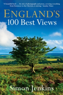 England's 100 Best Views, Paperback