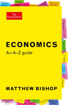 Economics: An A-Z Guide, Paperback