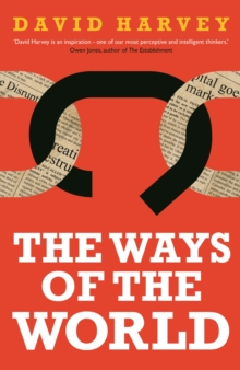 The Ways of the World, Hardback