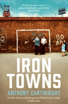 Iron Towns, Paperback Book