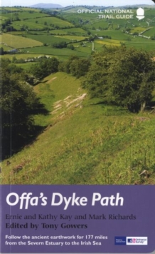 Offa's Dyke Path : National Trail Guide, Paperback