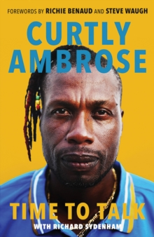 Sir Curtly Ambrose : Time to Talk, Paperback