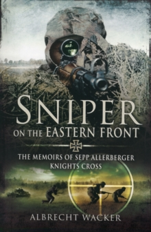 Sniper on the Eastern Front, Paperback Book