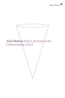 Ethics : An Essay on the Understanding of Evil, Paperback