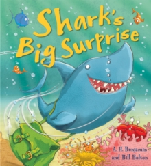 Shark's Big Surprise, Paperback