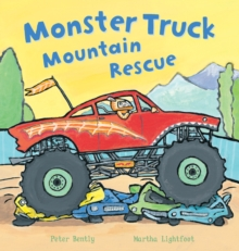 Monster Truck Mountain Rescue!, Paperback
