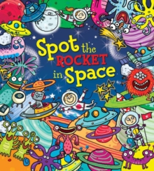 Spot the Robot in Space, Paperback Book