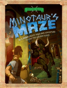 History Quest: Minotaur's Maze, Other book format