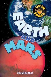 Up in Space: Earth and Mars (QED Reader), Paperback