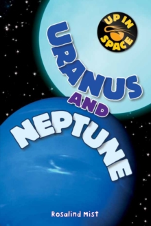 Up in Space: Uranus and Neptune (QED Reader), Paperback