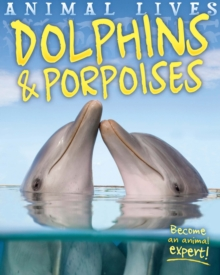 Animal Lives: Dolphins and Porpoises, Paperback