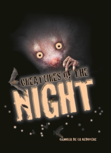 Creatures of the... Night, Paperback