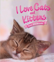 I Love: Cats and Kittens, Paperback