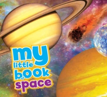 My Little Book of Space, Hardback