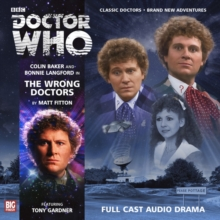 The Wrong Doctors, CD-Audio Book