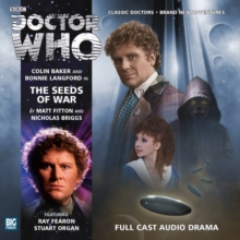 Doctor Who : The Seeds of War, CD-Audio