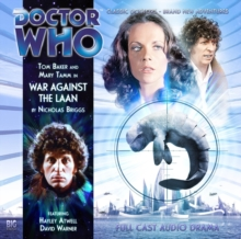Doctor Who : War Against the Laan, CD-Audio