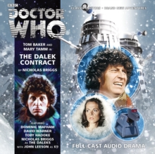 The Dalek Contract, CD-Audio