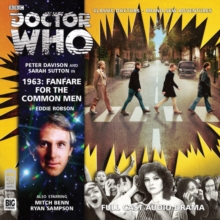 1963: Fanfare for the Common Men, CD-Audio Book