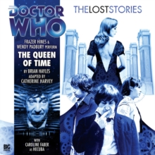 The Queen of Time, CD-Audio