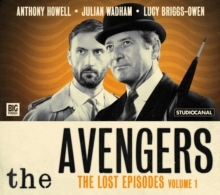 The Avengers - The Lost Episodes : Volume 1, CD-Audio