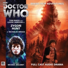 Zygon Hunt, CD-Audio Book