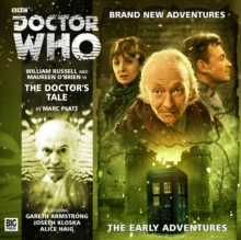 The Doctor's Tale, CD-Audio