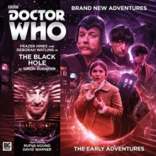 Doctor Who - The Early Adventures 2.3: The Black Hole, CD-Audio