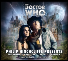 Philip Hinchcliffe Presents : The Ghosts of Gralstead / The Devil's Armada, CD-Audio