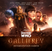 Gallifrey: Intervention Earth, CD-Audio