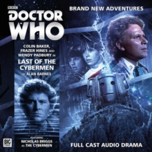 Last of the Cybermen, CD-Audio