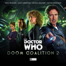 Doctor Who, CD-Audio
