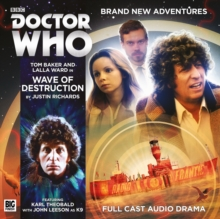 The Fourth Doctor Adventures 5.1: Wave of Destruction, CD-Audio