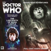 The Fourth Doctor 5.2 Labyrinth of Buda Castle, CD-Audio