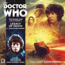 The Fourth Doctor Adventures - 5.4 the Legacy of Death, CD-Audio