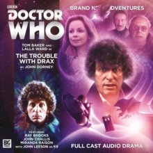 The Trouble with Drax, CD-Audio Book