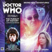 Doctor Who: The Fourth Doctor Adventures - 5.7 the Pursuit of History, CD-Audio