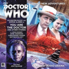 You are the Doctor, CD-Audio