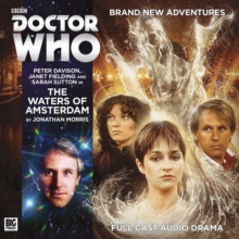 Doctor Who Main Range 208 - The Waters of Amsterdam, CD-Audio