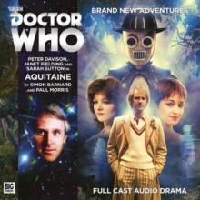 Doctor Who Main Range 209 - Aquitaine, CD-Audio Book