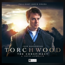 Torchwood - 1.1 the Conspiracy, CD-Audio Book