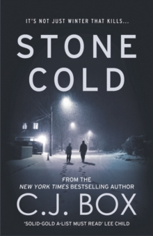 Stone Cold, Paperback