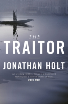 The Traitor, Hardback Book