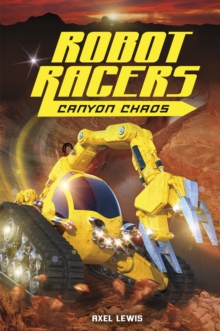 Canyon Chaos, Paperback Book