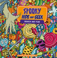 Spooky Hide and Seek, Paperback