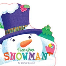 Peek-a-Boo Snowman, Board book
